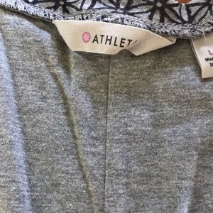 Athleta Dresses - Athleta Vyasa Dress Asphalt Tiger Lily